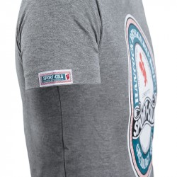 Sport-Cola T-shirt, grå - Barn
